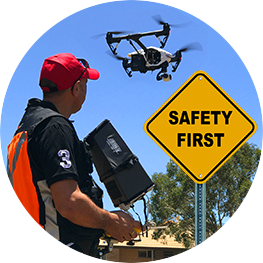 SkyBiz are Licensed UAV Drone operators on the Sunshine Coast